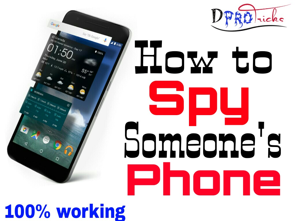 How to spy phone 100% working and free (2017 latest)